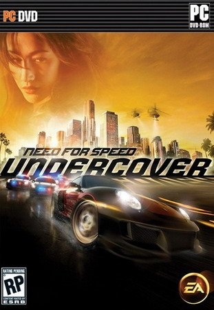 Need For Speed: Undercover (2008/Rus/Софт Клаб)