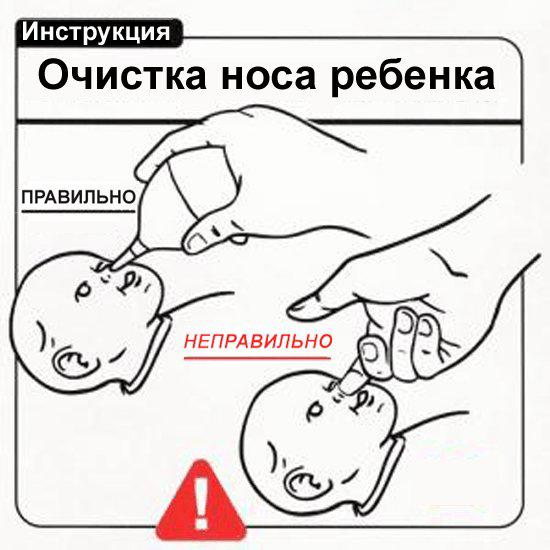 Инструкция для молодых родителей как