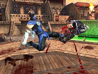 Mortal Kombat Armageddon Wii Торрент