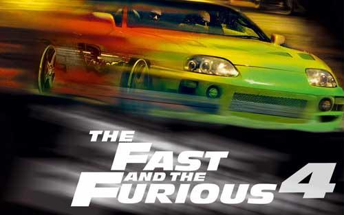 Форсаж 4 fast and furious вин дизель боевик 2009