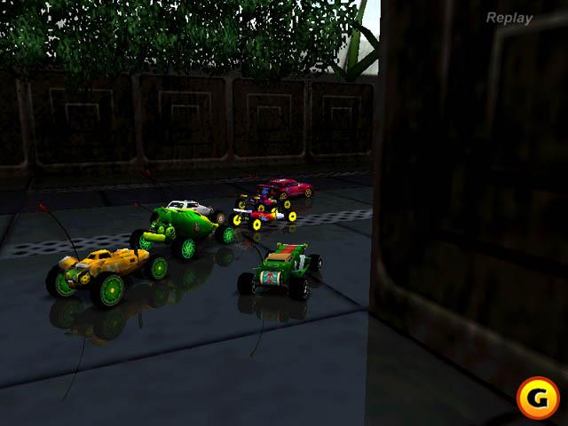 Race Driver Grid по Сети