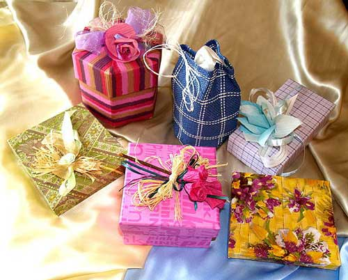 Как Красиво Упаковывать Подарок