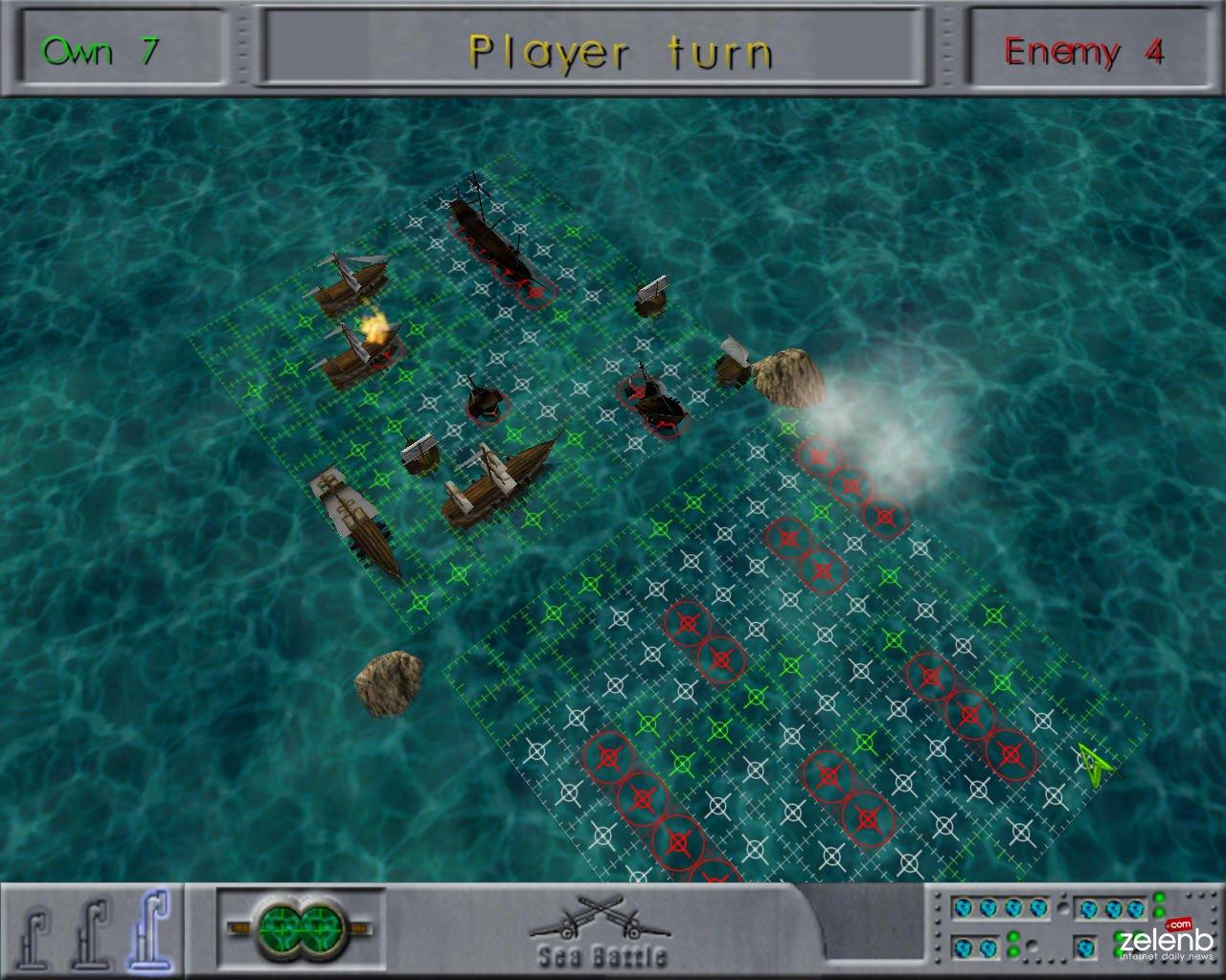 Морской бой игры скачать для пк